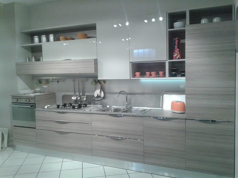 Cucina modello cucina modello start time strike grigio - Veneta cucine start time prezzo ...