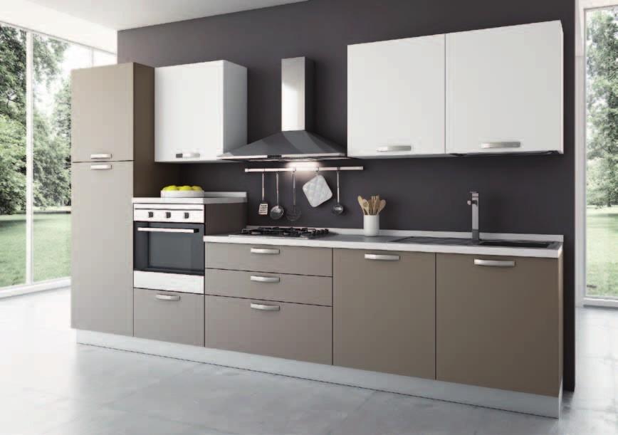 Cucina componibile modello flash scontata cucine a - Cucina componibile prezzi ...