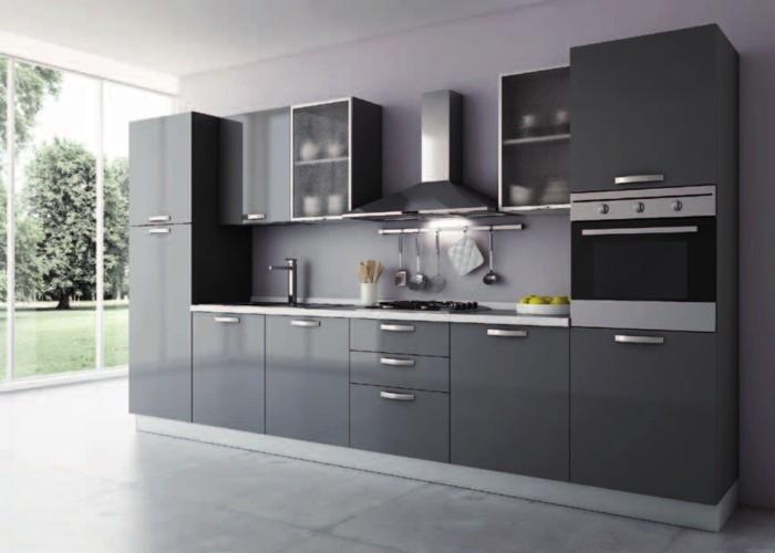 cucina moderna modello flash in offerta