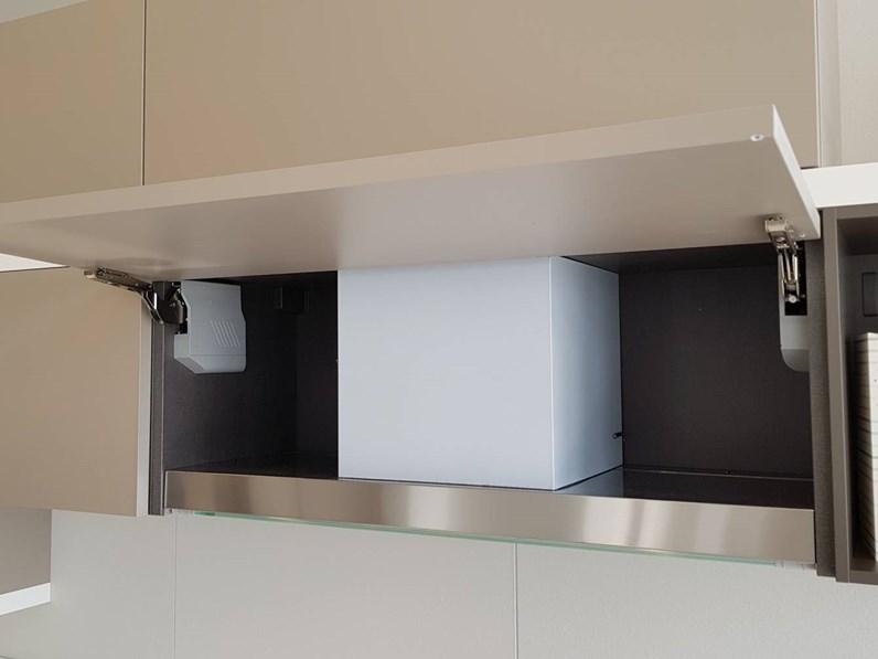 Cucina modello Foodshelf inside Scavolini PREZZO SCONTATO