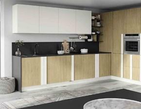 Cucina modello Geometrix essential vintage Nuovi mondi cucine PREZZO SCONTATO