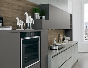 Cucina modello Kalì Arredo3 lineare competa di elettrodomestici Eletrolux finiture a scelta