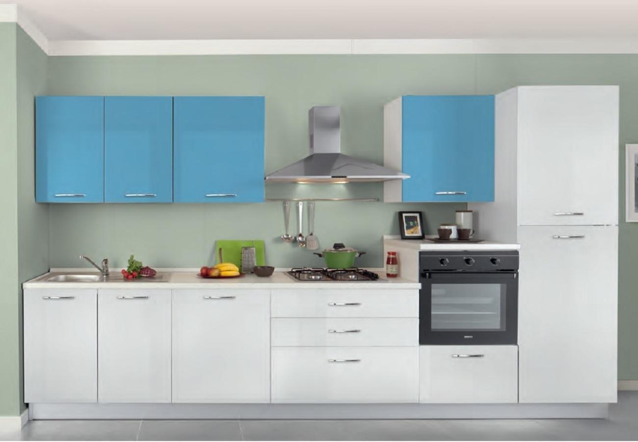 Cucina modello kiara completa di elettrodomestici - Elettrodomestici cucina ...