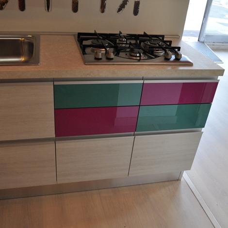 Cucina modello linea glam cucine a prezzi scontati - Valutazione mobili usati ...