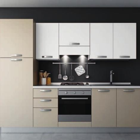 Cucina modello love con elettrodomestici indesit compresi cucine a prezzi scontati - Cucine a gas indesit ...