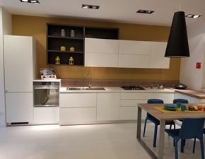 Outlet cucine prezzi in offerta sconto 50 60 - Cucina scavolini prezzo ...