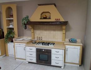 Cucina modello Muratura Artigianale PREZZO SCONTATO