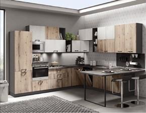 Cucina modello New Artigianale PREZZO SCONTATO