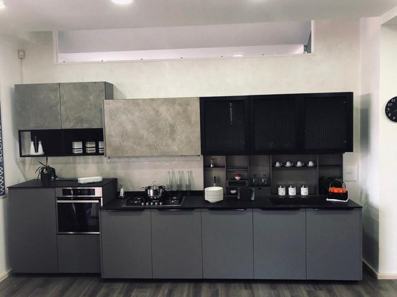 Cucina modello oltre by lube completa di tutti gli elettrodomestici - Cucina lube oltre ...