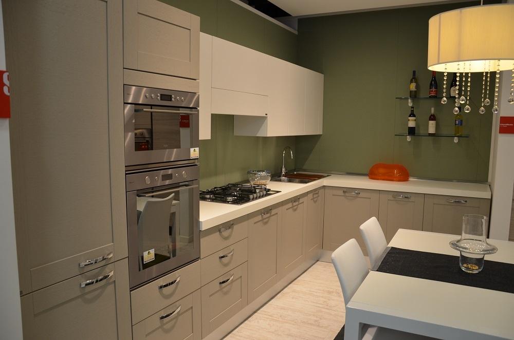 Cucina scavolini mod open 38 cucine a prezzi scontati - Cappa cucina laterale ...