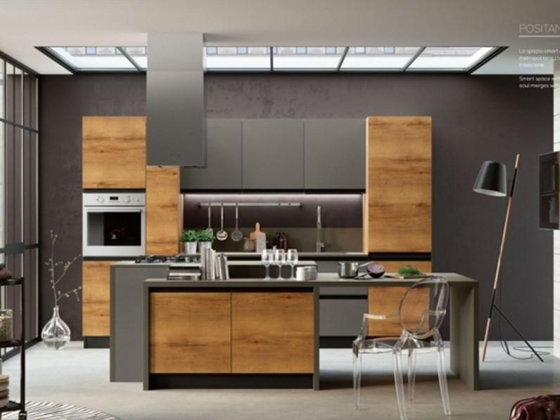 Cucina modello positano imab group prezzo scontato - Imab group cucine ...