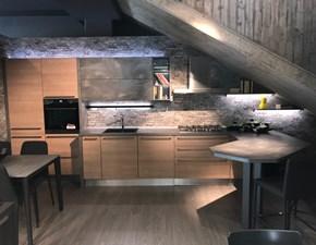 Cucina modello Riva rovere Artigianale PREZZO SCONTATO