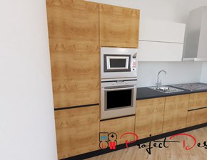 Cucina modello Sp22 Astra PREZZO SCONTATO