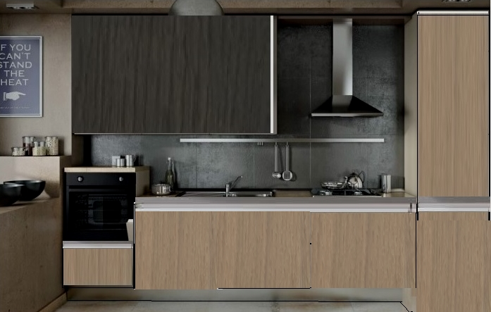 Beautiful Arredamento Cucine Economiche Ideas - Ideas & Design ...