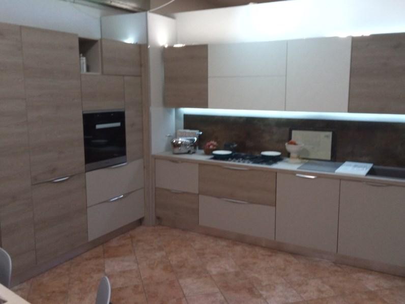 Cucina moderna ad angolo ar due oriente a prezzo ribassato - Cucine ar due ...