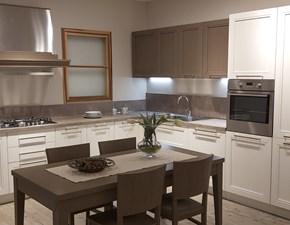 Cucina moderna ad angolo Arredo3 Mod opera a prezzo ribassato