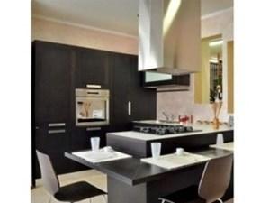 Cucina moderna ad angolo Composit Mida a prezzo ribassato