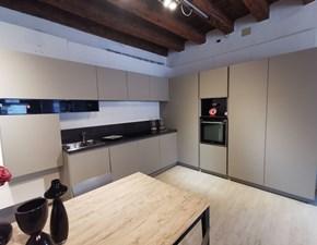 Cucina moderna ad angolo Cubodesign Cubo design a prezzo scontato