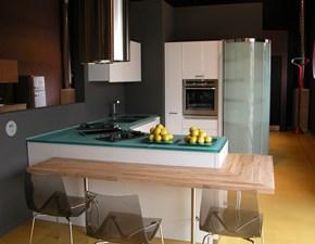 Cucina moderna ad angolo Effe.ti cucine Misura a prezzo ribassato
