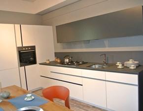 Cucina moderna ad angolo Mesons Linea a prezzo scontato