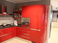 Cucina moderna ad angolo Scavolini Tess a prezzo ribassato