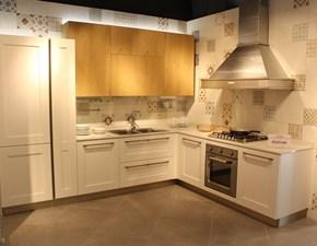 Cucina moderna ad angolo Veneta cucine Dialogo a prezzo scontato