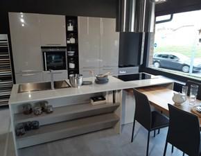 Cucina moderna ad isola Arredo3 Isola laccata a prezzo scontato