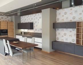 Cucina moderna ad isola Arrex-2 Oriente a prezzo ribassato
