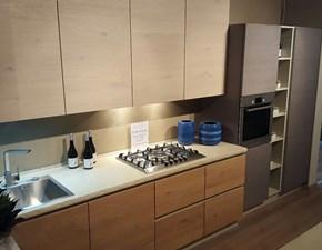 Cucina moderna ad isola Arrex Zenzero a prezzo scontato
