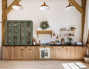 Cucina moderna altri colori Artigianale lineare Mobilike chloe scontata