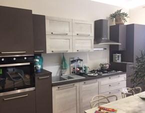 Cucina moderna altri colori Imab group lineare Cucina anta capri/lipari in Offerta Outlet