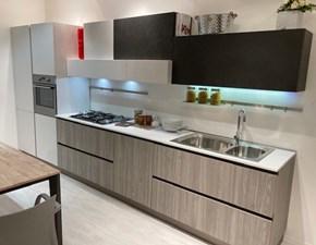 Cucina moderna altri colori Lube cucine lineare Immagina in Offerta Outlet