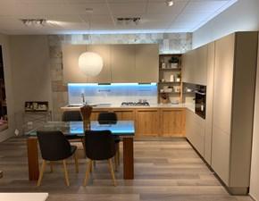 Cucina moderna altri colori Veneta cucine ad angolo Milano in Offerta Outlet