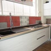 cucina moderna ad angolo design