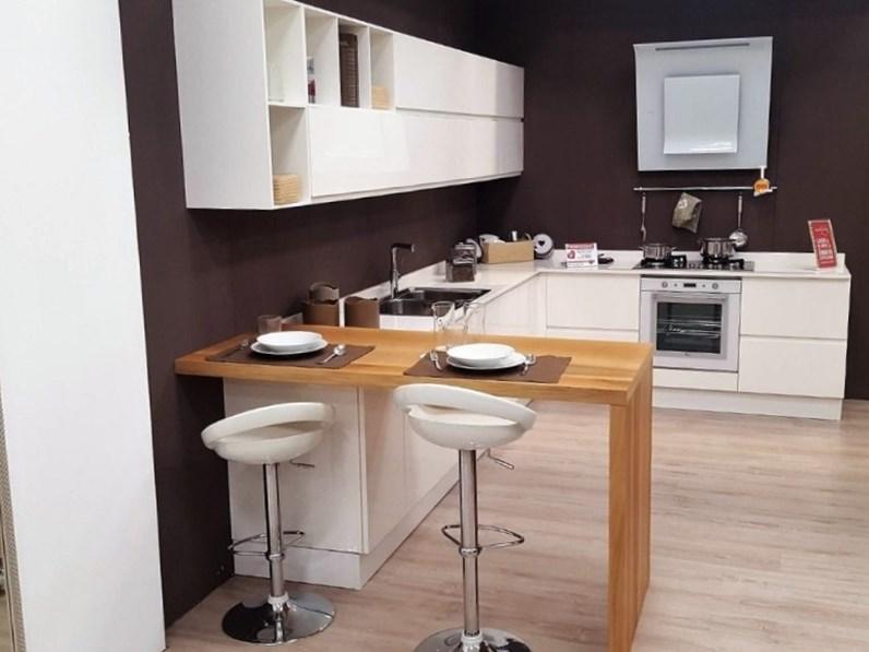 Cucina moderna angolare Wega Arredo3