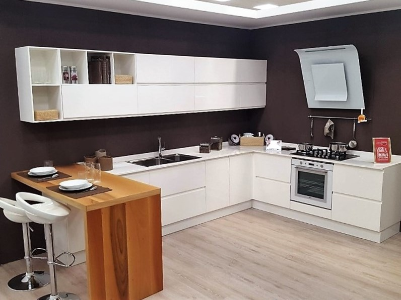 Cucina moderna angolare wega arredo3 for Cucina wega arredo 3