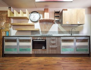 Cucina wenge\'/magnolia - Cucine a prezzi scontati