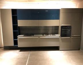 Cucina moderna Arrital Cucine laccata lucida scontata del 53%