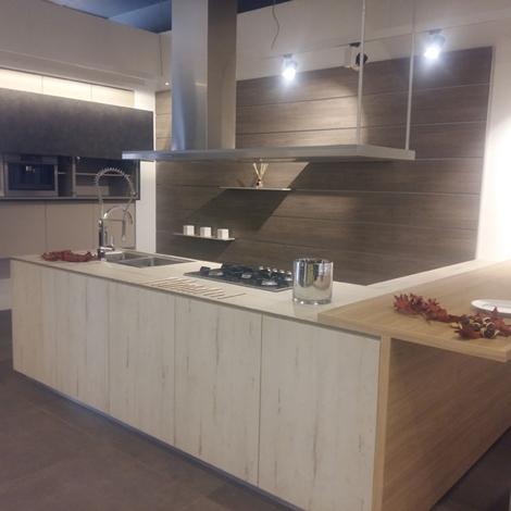 outlet Cucina moderna Aster Cucine scontata del 50%
