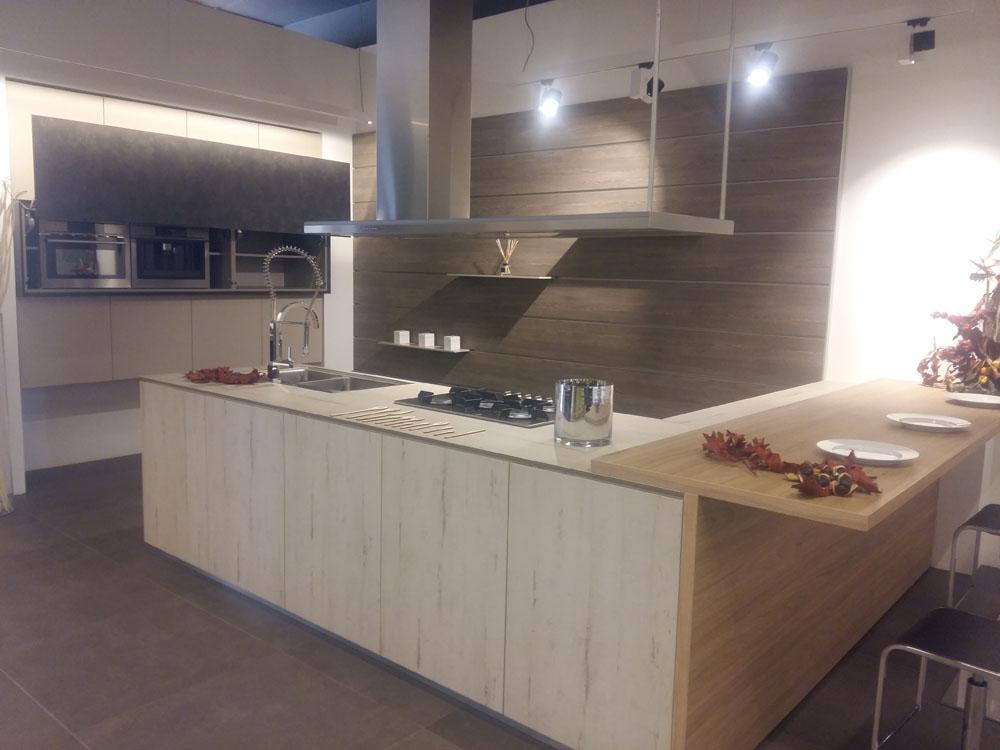 Cucina moderna aster cucine scontata del 50 cucine a prezzi scontati - Cucine esposizione outlet ...