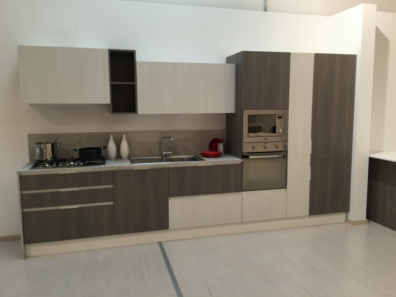 Cucine In Rovere Sbiancato. Fabulous Officina Rivadossi With ...