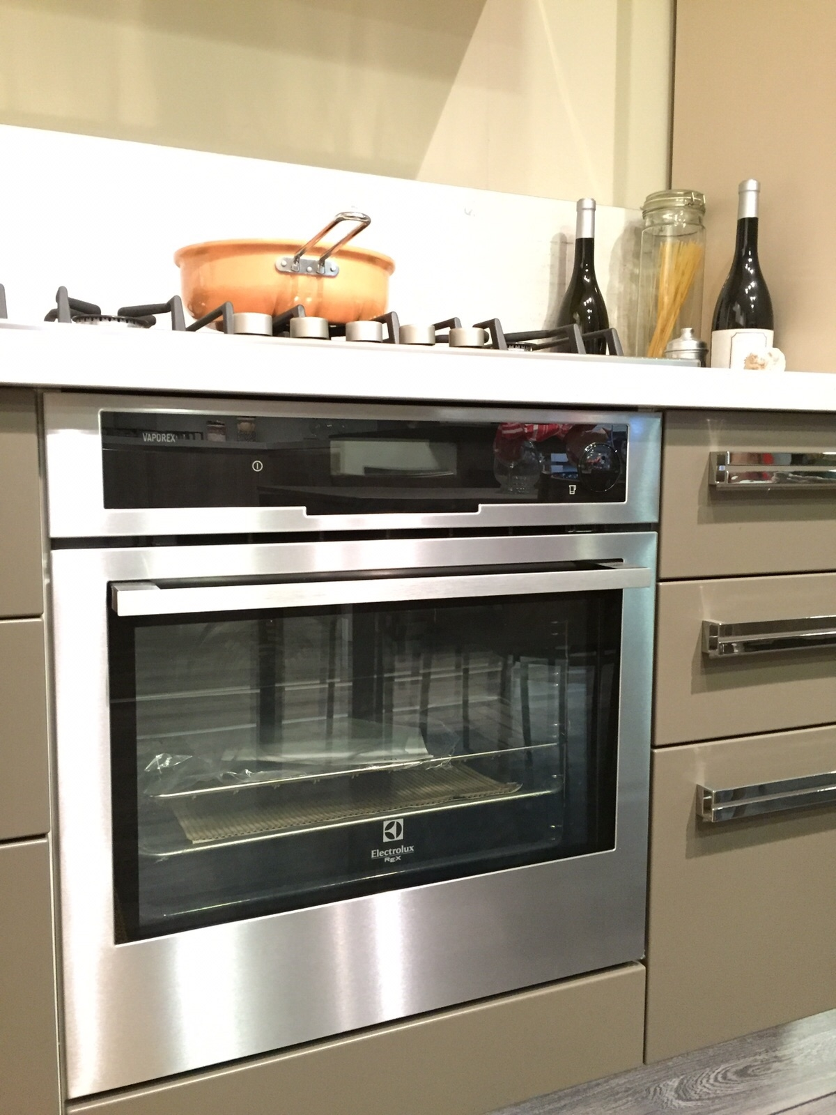 Cucina Moderna Astra Mod Vela Sconto Del 66 Cucine A Vela Elettrodomestici