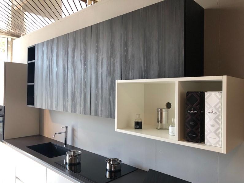 Camere Da Letto Moderne Berloni.Cucina Moderna Bianca Berloni Cucine Con Penisola B50 In Offerta