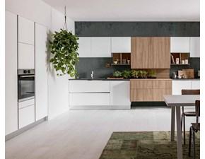 Cucina moderna bianca Gm cucine ad angolo * 22 plus in offerta