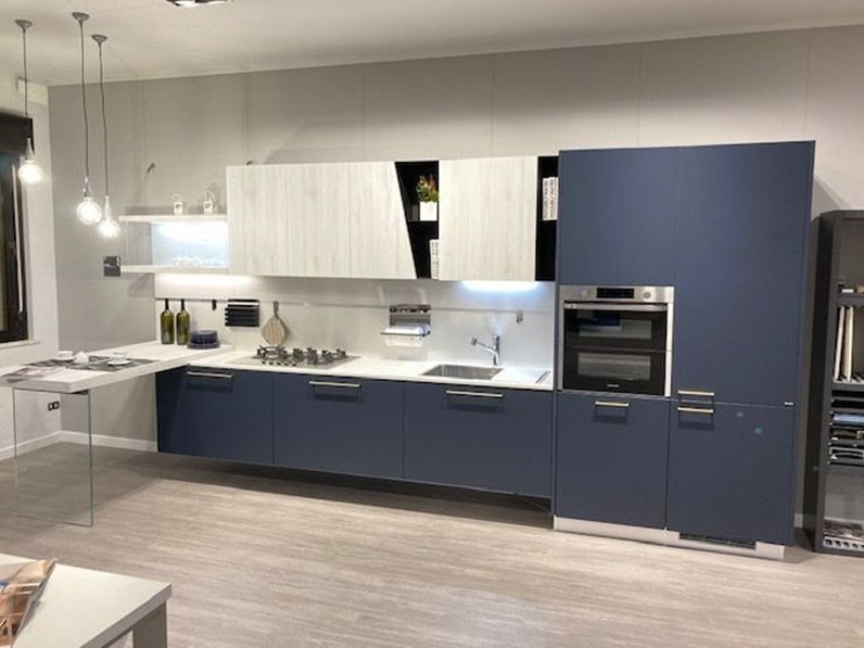 Arredamento Cucina Moderna Scavolini.Mslb Xopacuaem