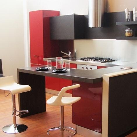 Cucina moderna completa di elettrodomestici   cucine a prezzi scontati