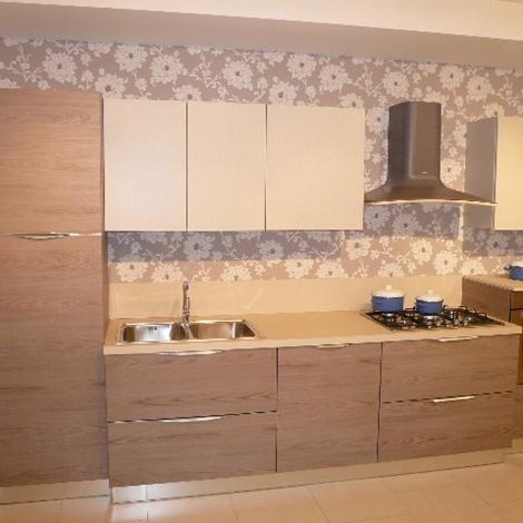 Cucina moderna componibile Papaia design Arrex - Cucine a prezzi ...