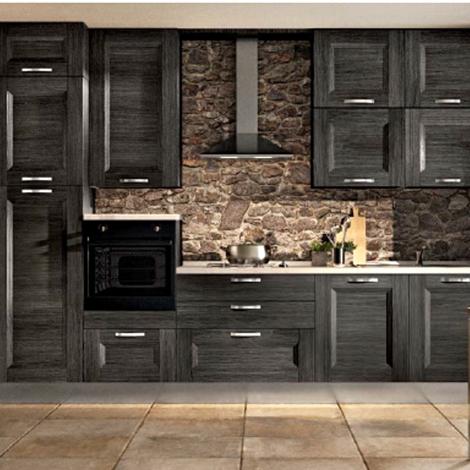 Cucina moderna con elettrodomestici elettrolux in offerta for Cucina moderna 330