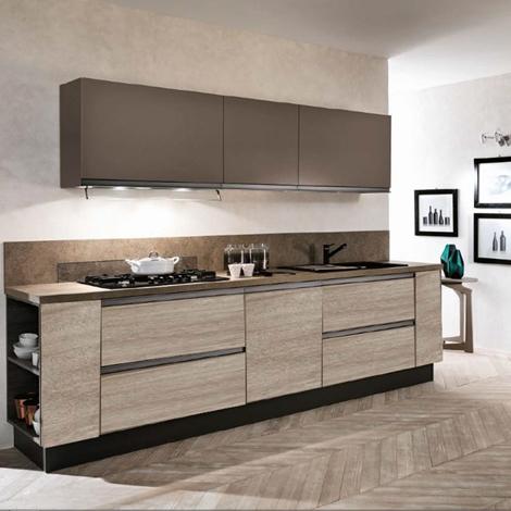 Cucina moderna con gola prezzo outlet offerta cucine a prezzi scontati - Cucina moderna prezzo ...