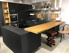 Cucina moderna con penisola Italia Arclinea in Offerta Outlet